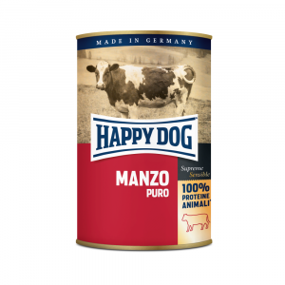 Happy Dog Carne Pura Manzo