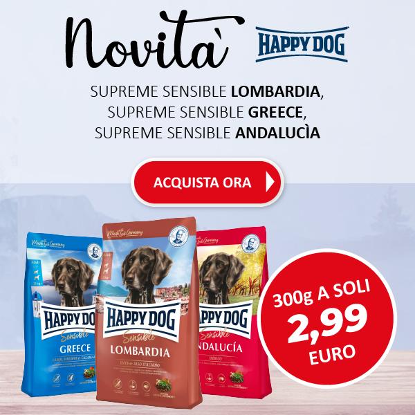 Happy Dog Lombardia Andalucìa Greece